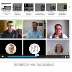 COH telehealth expert panel