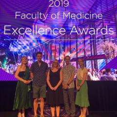 Faculty of Medicine Excellence Awards 2019